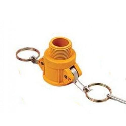 1 1/4″ Nyglass Camlock Fitting – Type B