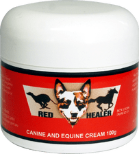 Red Healer Canine and Equine Cream 100g