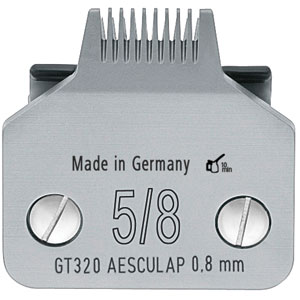 Aesculap Clipper Blade A5 0.8mm No.5/8