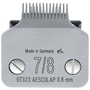 Aesculap Clipper Blade A5 0.8mm No.7/8