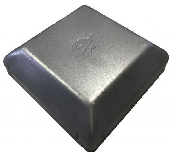Galvabond Post Cap – 150mmx150mm Square